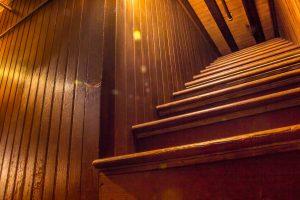 escalera winchester techo